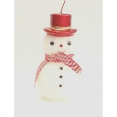 Χιονάνθρωπος με Κασκόλ
