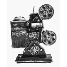 Κινηματογραφική Κάμερα Vintage 17X6X22εκ.