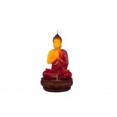 Buddha Sitting w/ tealight