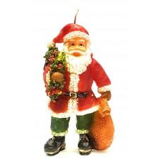 Santa Claus w/ Wreath