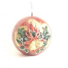 Christmas Bells Ball 12cm.