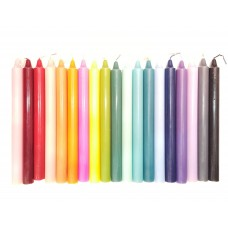 Taper Candles Scented
