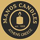 Manos Candles